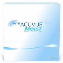 1 Day Acuvue Moist (90 линз).