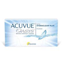 Acuvue Oasys (упаковка 6 линз)