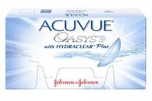 Acuvue Oasys (упаковка 12 линз)