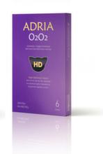 Adria O2O2-Новое поколение «Супердышащих » контактных линз. (6 линз)